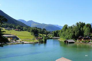 Königssee, Berchtesgardner Alpen