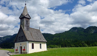 Kapelle in Gössl