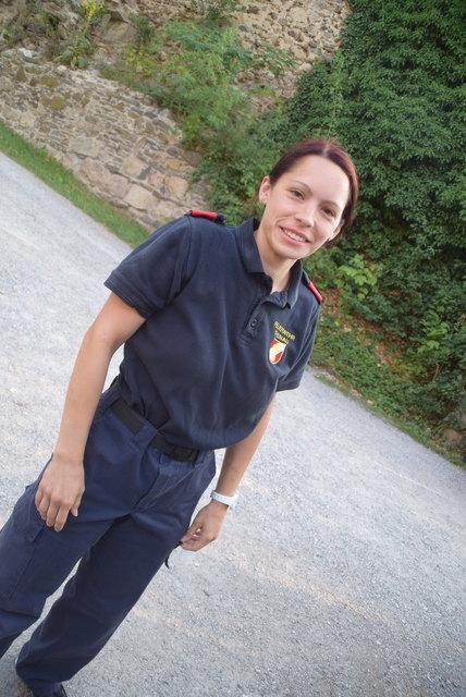 FF-Frau Eva Rauscher