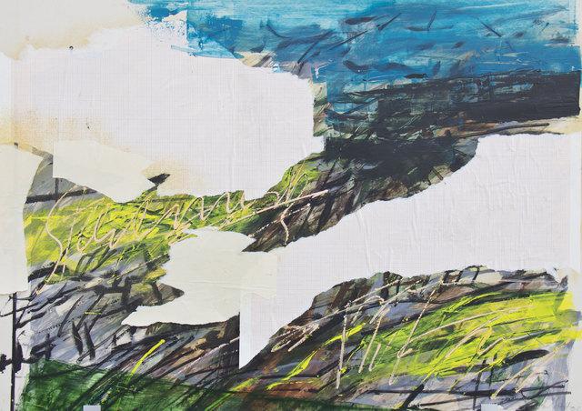 Die Werke von Hartmut Urban sind ab 22. Juli in der Rondell Gallery in Schwanberg zu sehen.
