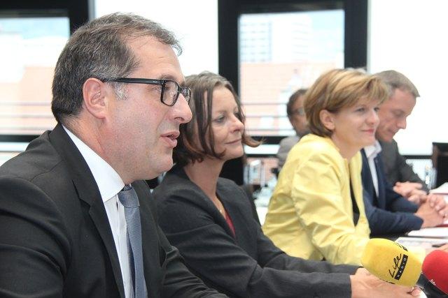 Man habe bewiesen,  dass auch eine Vierer-Koalition handlungsfähig ist. Die Vertreter von FI, ÖVP, SPÖ und Grünen zogen vergangene Woche ihre wohl letzte Bilanz vor dem Wahltag 2018.