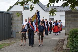 Der Musikverein Andau feierte sein 40-Jahr-Jubiläum.