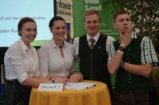 Gewannen für Graz-Umgebung: Die Teilnehmer der LJ Frohnleiten.