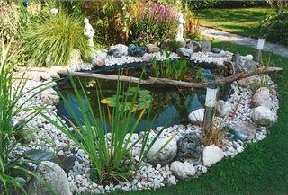 Beim Tag der offenen Gartentüre kann man sich Inspiration für den eigenen Garten holen.