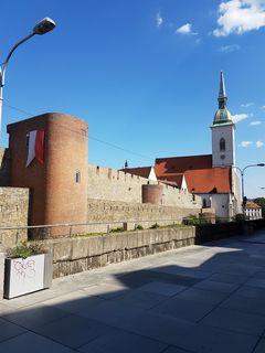 Bratislava ist Ziel von Stefan Oberfellner an Tag 2.