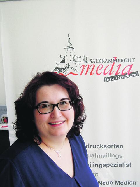 Die neue Geschäftsführerin Astrid Gassenbauer.