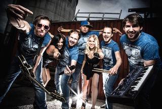 """Die Top-Band """"Exit 207"""" gastiert am Samstag, 29. Juli, bei der legendären Feuerwehr-Party in Windern."""