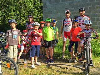 Auch für kleinere Kinder ist die Strecke des Radwandertages ausgezeichnet geeignet.