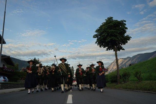 Die Musikkapelle Silz lädt zum Bezirksmusikfest 2017 in Silz ein.