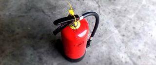Metnitz: Ein Nachbarn konnte mit einem Feuerlöscher den Brand löschen