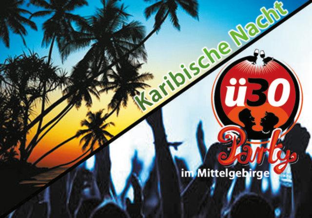 """Top-Events im """"Auf an Sprung"""" in Götzens: Karibische Nacht und """"Ü30-Party im Mittelgebirge""""!"""
