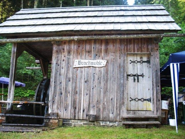 Brackmühle in Stockenboi Nähe GH Wassermann
