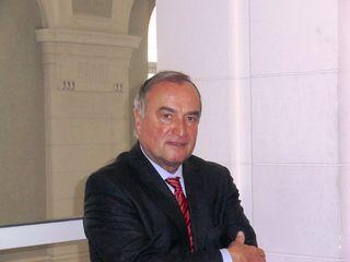 Rechtsanwalt Georg Thum war erstaunt, dass der der Beschuldigte das Urteil annahm.
