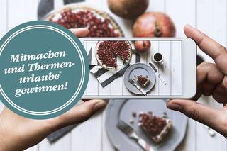 Vielleicht steht bald Ihr Kuchen auf der Speisekarte der Therme Geinberg!