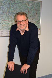 Udo Puschnig ist in Kärnten für die Flüchtlinge zuständig