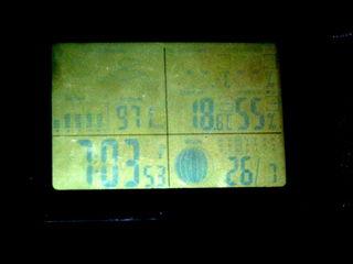 Ein funktionierendes Thermometer sollte in keiner Wohnung fehlen ;-)