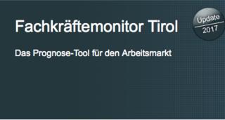 Der Fachkräftemonitor aus Tirol hat ein Update bekommen