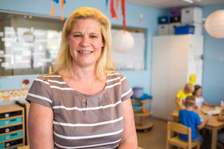 Stolzer Master in Elementarpädagogik: Yvonne Müllner
