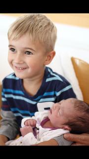 LINA - Eltern: Nicole Kohlhuber und Marco Wrabl