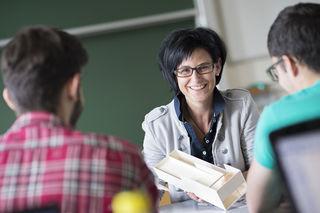 """Sonja Hohengasser ist nun """"staatlich beeidete und befugte Ziviltechnikerin"""""""
