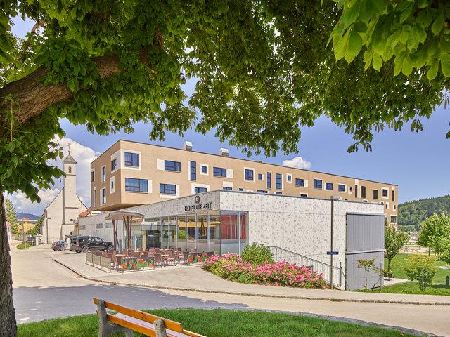 Hotel Die Zeit St Veit