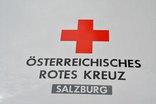 Die Rettung brachte die Verletzte ins Klinikum Tamsweg