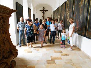 Kirchenführungen im Stift Wilhering