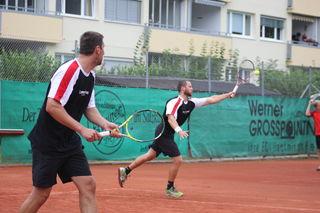 Doppel-Tennis der Sonderklasse wird wieder eine Woche lang auf der Anlage des TC Mosergütl in Bad Ischl geboten.