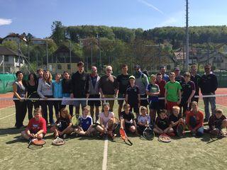 Dieses Jahr haben die U10-Kids des TC Eichgraben den Kreismeistertitel nach Eichgraben geholt.