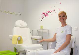 """Durchstarter der Woche: Victoria Prinz, """"feel well"""" Fußpflege & Kosmetik"""
