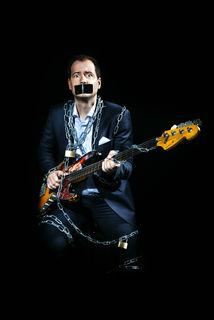 """Stefan Haider mit """"Free Jazz"""" am 5. Oktober."""