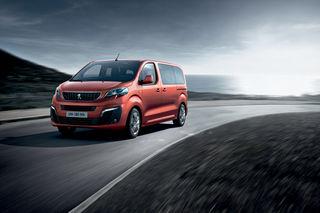 2016 wurde der Peugeot Traveller beim Genfer Autosalon vorgestellt. Den Van gibt es mit fünf bis neun Sitzen. Die VIP-Version verfügt auch über ein Tischchen im Fond.
