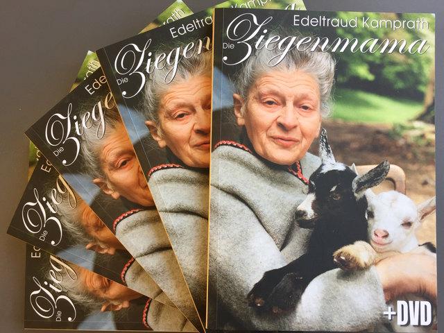"""""""Die Ziegenmama"""" ist im Frank-Verlag erschienen."""