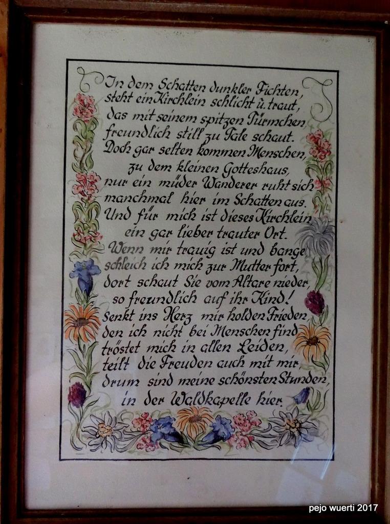 Gedicht In Pinzgau Thema Auf Meinbezirkat