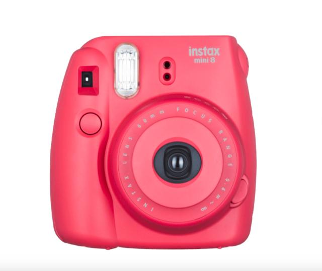 Die Kamera kommt im trendigen Design daher.