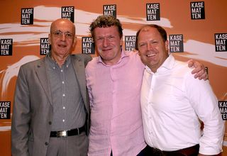 Musik verbindet: Risgar Koshnaw, Markus Schirmer und Bernhard Rinner (v. l.)