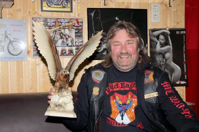 Wild Eagle-Präsi Carlos und alle Wild Eagles freuen sich, mit Ihnen feiern zu können.