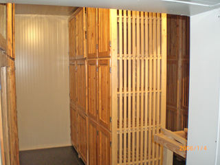 Seit Februar dieses Jahres ist das Kühlhaus in Geistthal wieder in Betrieb.