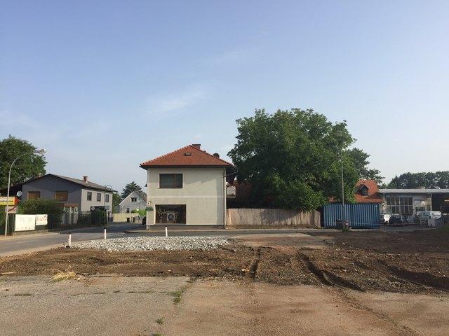 Im September wird mit dem Bau des neuen Kreisverkehrs an der Kreuzung Grazer Straße/Sailergasse in Leibnitz begonnen.