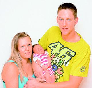 KERSTIN  - Eltern: Tamara Stricker und Markus Kropf