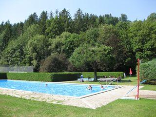 Das Södingberger Freibad ist heuer gut frequentiert, natürlich auch wegen der hohen Temperaturen.