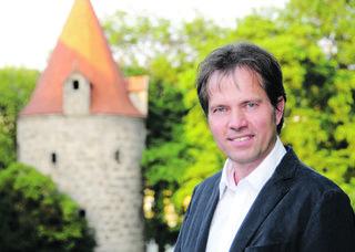 Frontmann der FLÖ in Oberösterreich: Rainer Widmann aus Freistadt.
