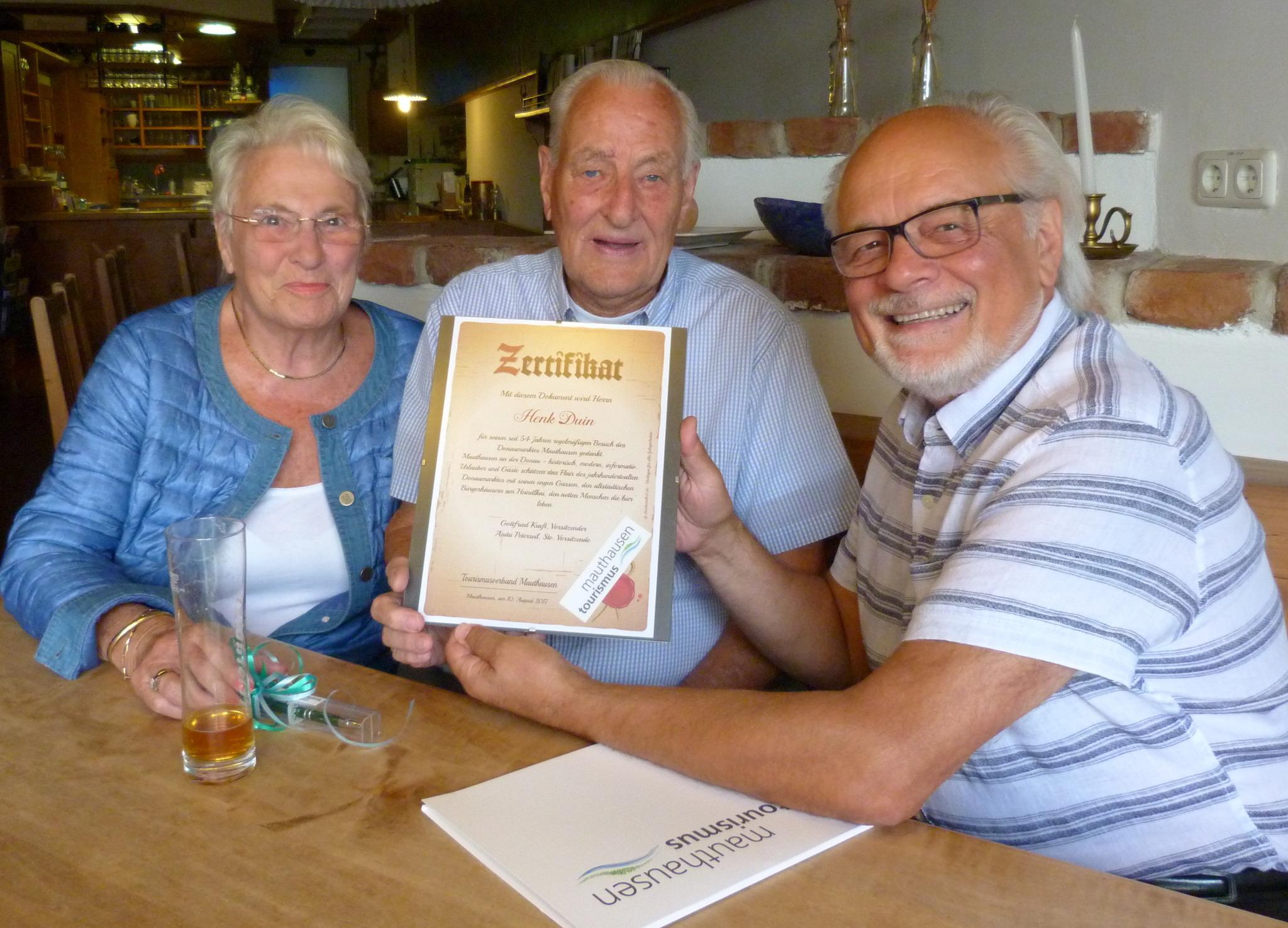 Tourismusverband Mauthausen in Perg - Thema auf