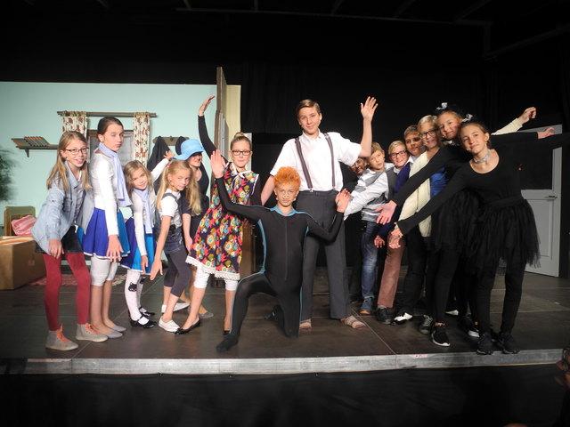 """Die Jugend-Theatergruppe Arbesbach präsentierte: """"Eine Woche voller SAMStage"""" - beste Musical-Unterhaltung für die ganze Familie!"""