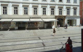 Eine von sehr vielen unnötigen Stromverwendungsmöglichkeiten in der Ökostadt Graz. Genaues Hinsehen ist aber erforderlich, um die ensprechende Einsparmöglichkeit zu entdecken ;-)