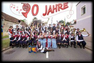 Der Musikverein Au am Leithaberge freut sich über zahlreiche Gäste, es wartet ein buntes Programm auf Jung und Alt.