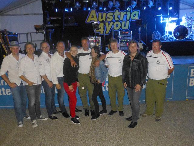 Austria4You gastierte wieder bei der Feuerwehr Kemeten.