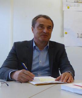 Brucks Bürgermeister Richard Hemmer startete die Erhebungen am 20. Juli.