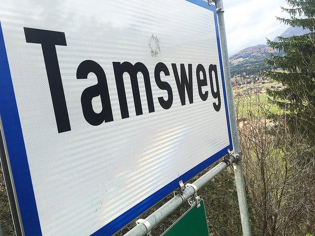 Von einer Tierrettung im Tamsweger Ortsteil Lasaberg berichtet die örtliche Feuerwehr.