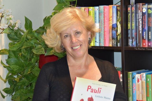 Brigitte Weninger hat bisher 55 Kinderbücher veröffentlicht und kann vom Schreiben gut leben.